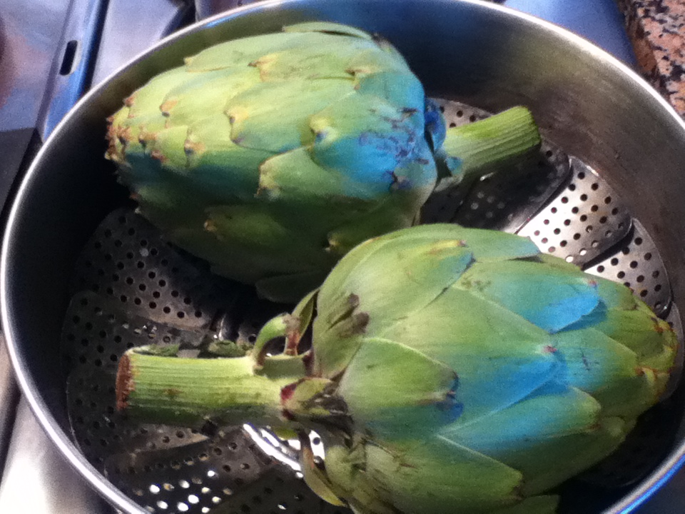 Amazing (for you) Artichokes!