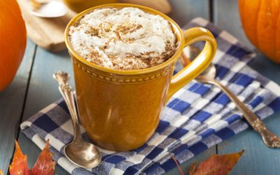 Pumpkin Spice Latte (with a healthy twist!)