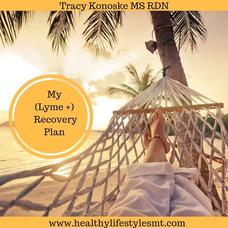 My Lyme Recovery Protocol