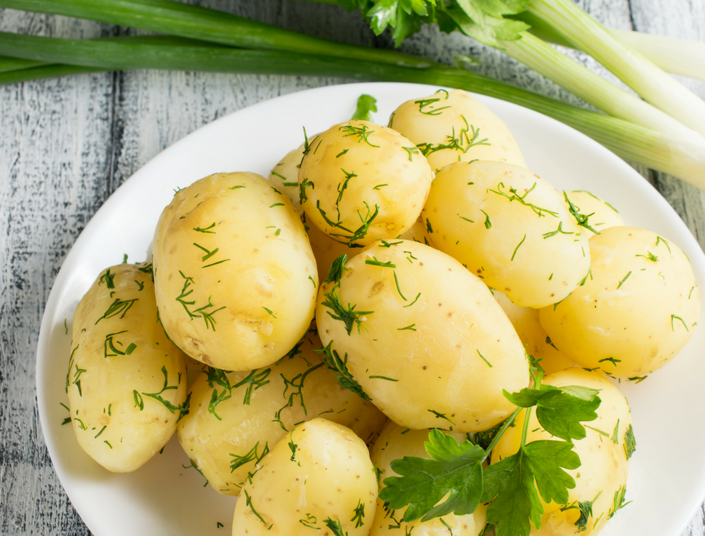 Lemon and Herb Potato Salad