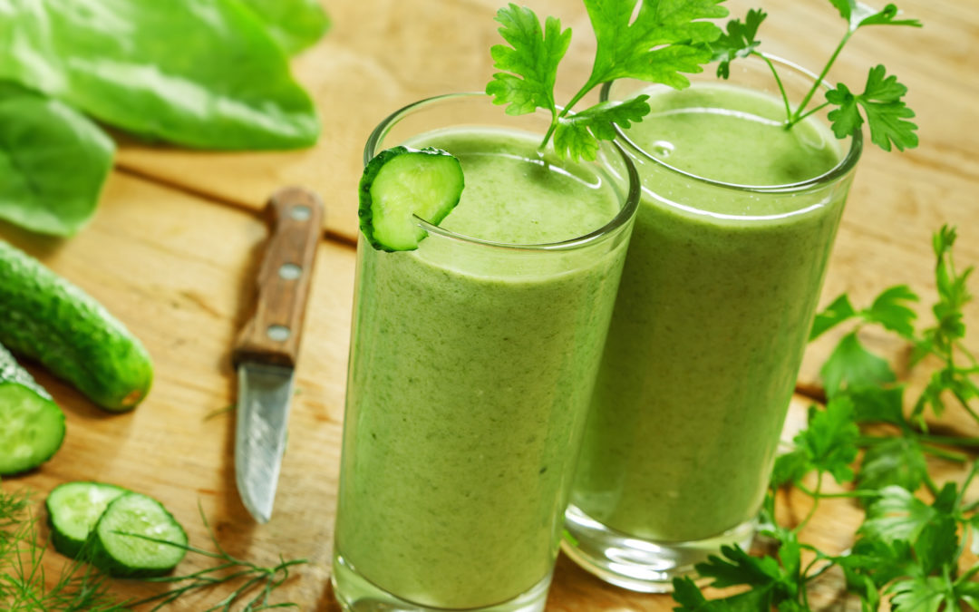 Your Basic Green Machine Juice