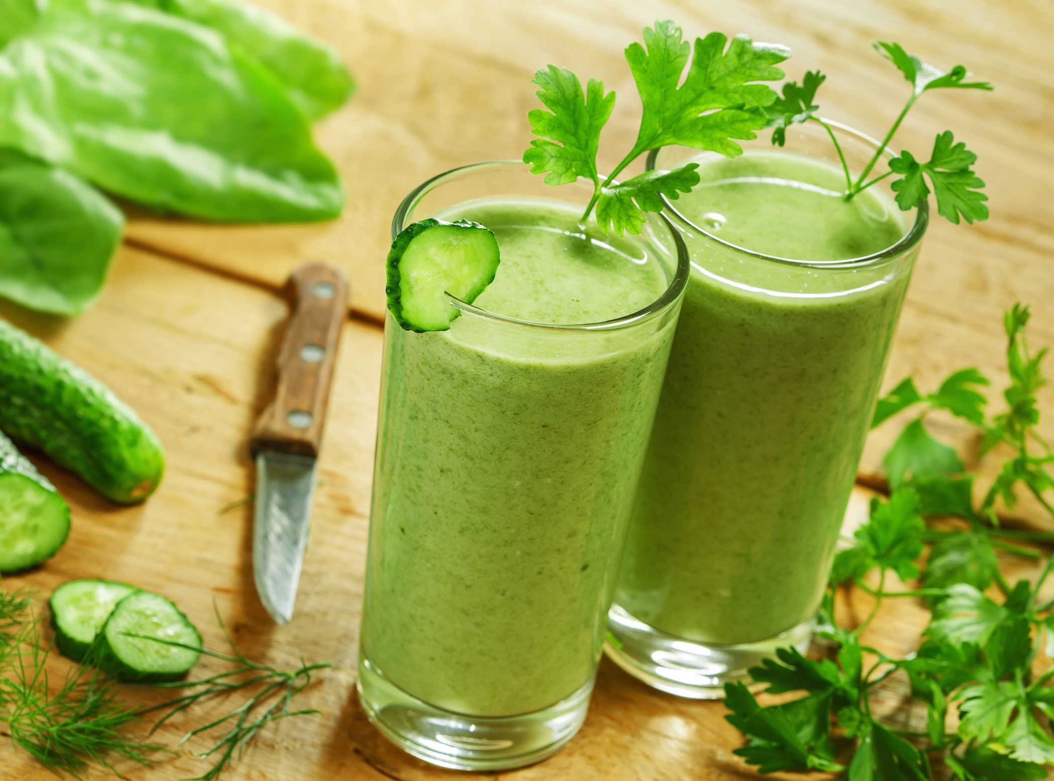 Basic Green Machine Juice