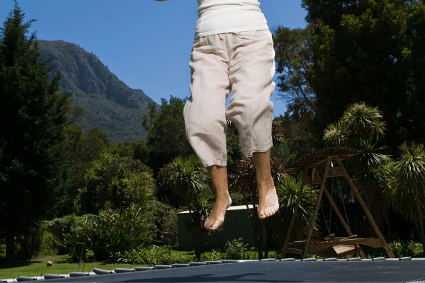 How Rebounding Can Improve Lymphatic Health